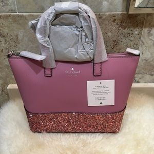 Kate spade Ina satchel with detachable strap